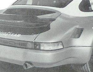 Rear Bumpers