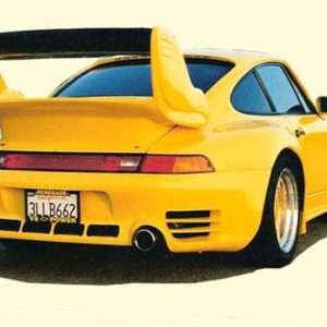 993 Rear Tails